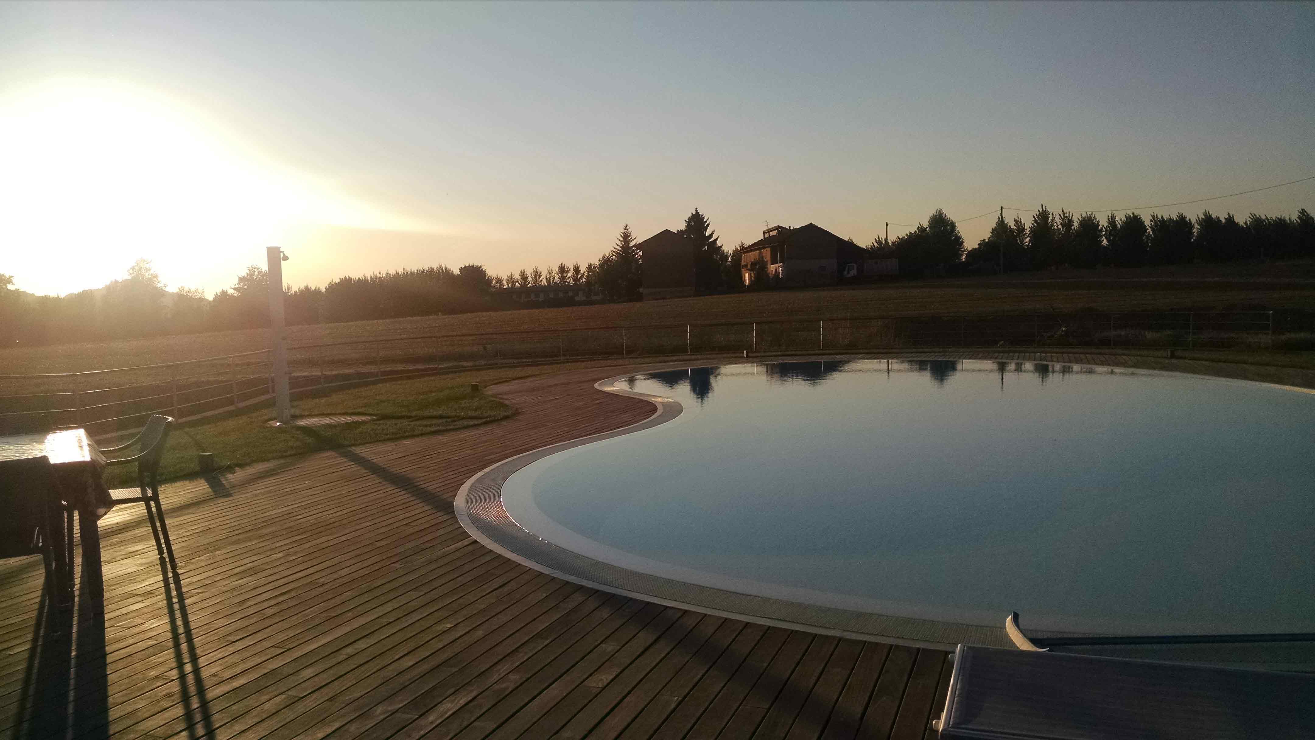 Impresa edile asti realizzazione piscina - Piscina cemento armato ...